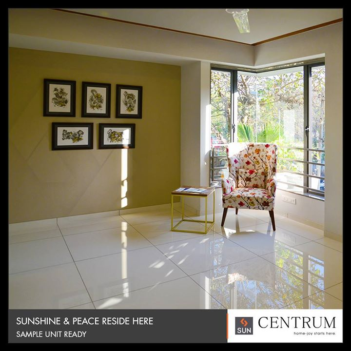 Centrum promises to be the homes where you truly experience the joy of living!   #SunCentrum #SunBuildersGroup #RealEstate #SunBuilders #Ahmedabad #Gujarat
