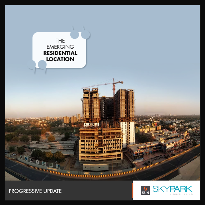 The progressive update of Sun South Park, a space for all!  #SunBuilders #RealEstate #Ahmedabad #RealEstateGujarat #Gujarat #SunSouthPark