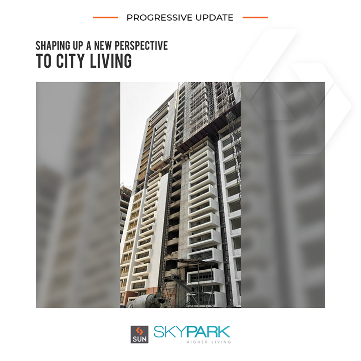 #SunSkyPark is shaping up for a new perspective to city living in Ahmedabad  #ProgressiveUpdate #SunBuilders #RealEstate #ProgressiveSpaces #Ahmedabad #Gujarat
