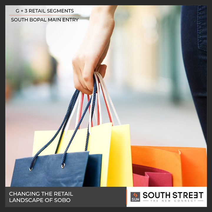 Sun #SouthStreet is all set to revive the retail landscape of #SOBO!  #SunSouthStreet #SouthBopal #SunBuildersGroup #Ahmedabad #Gujarat