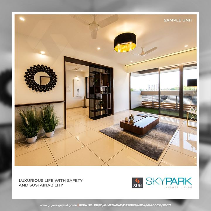 Sun Builders,  SunSkyPark, SunBuildersGroup, Ahmedabad, Gujarat, RealEstate, SunBuilders