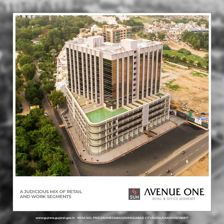 A good work environment invigorates thereby enhancing efficiency.  #AvenueOne #SunBuilders #RealEstate #Ahmedabad #RealEstateGujarat #Gujarat