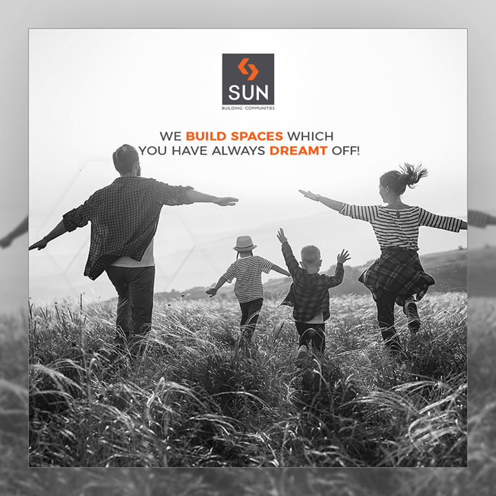For every comfort you desire.  #SunBuildersGroup #Ahmedabad #Gujarat #RealEstate #SunBuilders