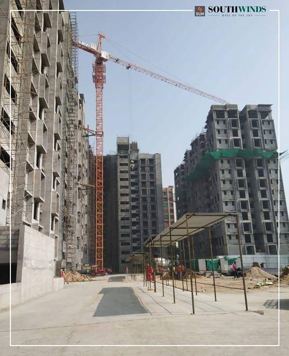 Sun Builders,  ConstructionUpdate, SunSouthwinds, SunBuildersGroup, SunBuilders, RealEstate, Ahmedabad, RealEstateGujarat, Gujarat