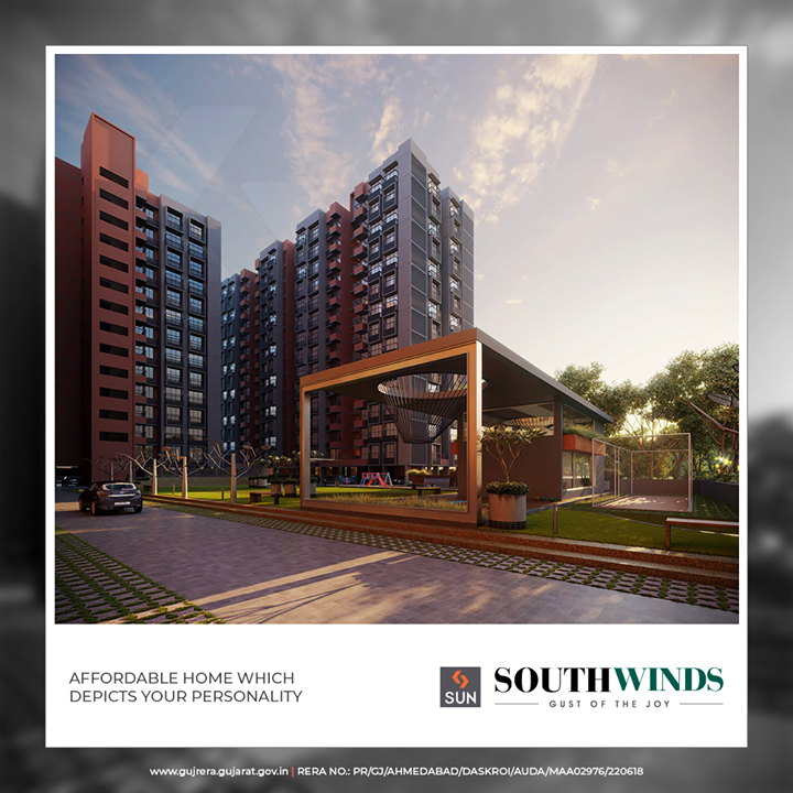 Sun Builders,  peaceful, premiumliving, SunSkyPark, lush, peacefullife, SunBuilders, RealEstate