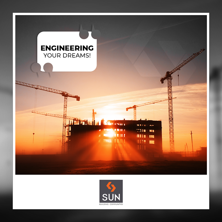 Sun Builders Group works with a strong vision in our own field and the world around us.  #SunBuildersGroup #SunBuilders #RealEstate #Ahmedabad #RealEstateGujarat #Gujarat