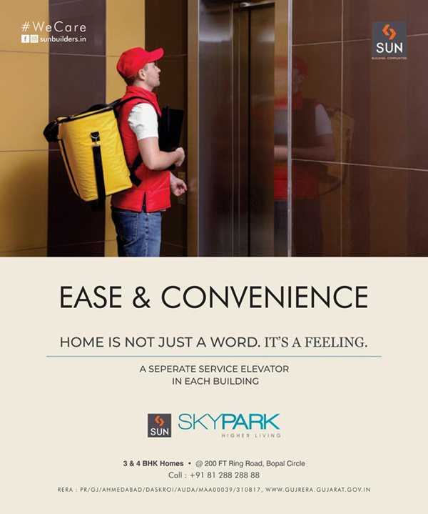 Nearly 4 decades of trust, quality construction, ethical practice and commitment is what you get with Us.   Sun Sky Park, A 22 Storey Residential Community located at Bopal-Ambli is a new perspective to city Living in Ahmedabad that answers most of your questions through its impeccable quality, smart planning and modern amenities.   Possession in 2 months!!  For Details Call +91 987932058  #residential #bopal #ambli #luxuryhomes #3bhk #4bhk #safeinvestment #qualityconstruction #ethics #realestateahmedabad #sunbuildersgroup #staysafe #wecare