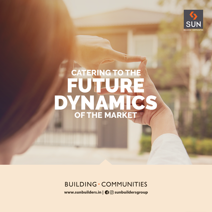 Our Projects are meticulously planned keeping in mind the future dynamics of the market while our ethos of Quality, Trust & Commitment remain intact at all times.   #SunBuildersGroup #Ahmedabad #Gujarat #RealEstate #SunBuilders