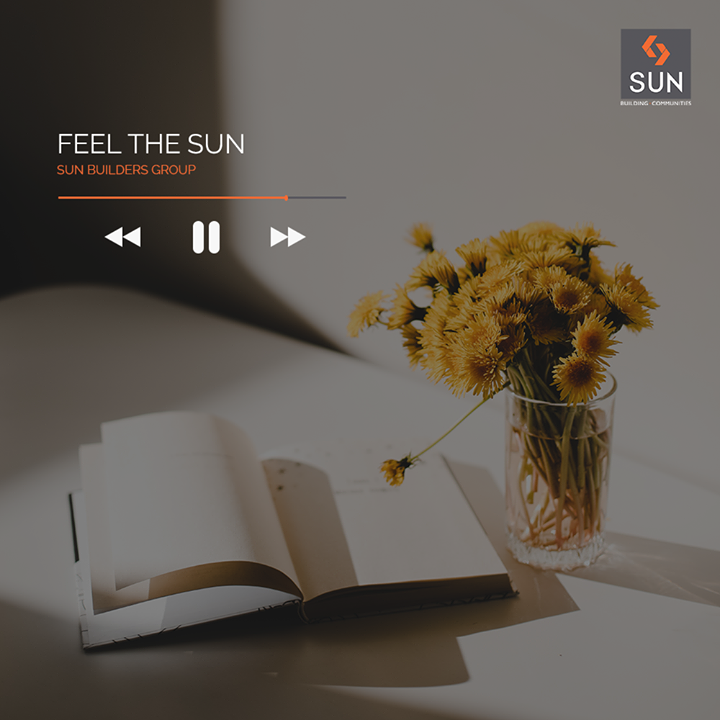 The sun repeats the circle with the same energy and enthusiasm and with it, it serves the purpose of life.   We rise everyday to fulfil our purpose of providing quality spaces that are well aligned to peace and prosperity. Feel the radiance of the Sun which triggers the flow of energy and enthusiasm, so that you can get closer to your dreams every day.    #SunBuildersGroup #Ahmedabad #Gujarat #RealEstate #SunBuilders