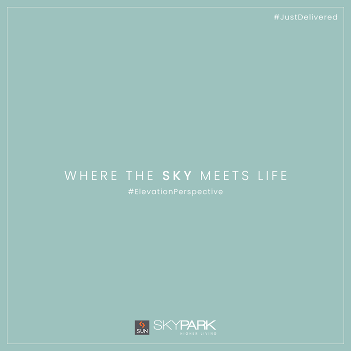 Start living from where the Sky begins. Explore the joy of higher living with 22 Storey immaculately designed spaces that suit the needs of an urban family. Sun Sky Park offers 3 & 4 BHK Homes with breathtaking views, where every space reaches the highest level of comfort and luxury.   #SunSkyPark #SkyPark #SunBuilders #SunBuildersGroup #Ahmedabad #Residential #Bopal #Ambli #LuxuryHomes #3BHK #4BHK #QualityConstruction #CompletedProject #RealEstateAhmedabad