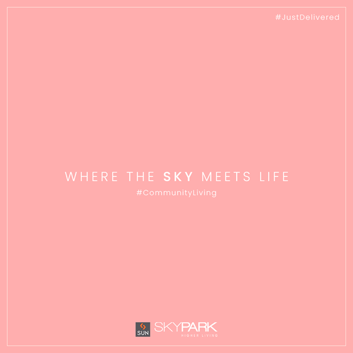 Sun Sky Park is here to complement Community Living as we nurture the need of a common ground of thought, vision and understanding. Get a disciplined 'me-time' in peaceful environs and 'community feel' with enticing amenities such as swimming pool, banquet hall, gym and much more.   #SunSkyPark #SkyPark #SunBuilders #SunBuildersGroup #Ahmedabad #Residential #Bopal #Ambli #LuxuryHomes #3BHK #4BHK #QualityConstruction #CompletedProject #RealEstateAhmedabad