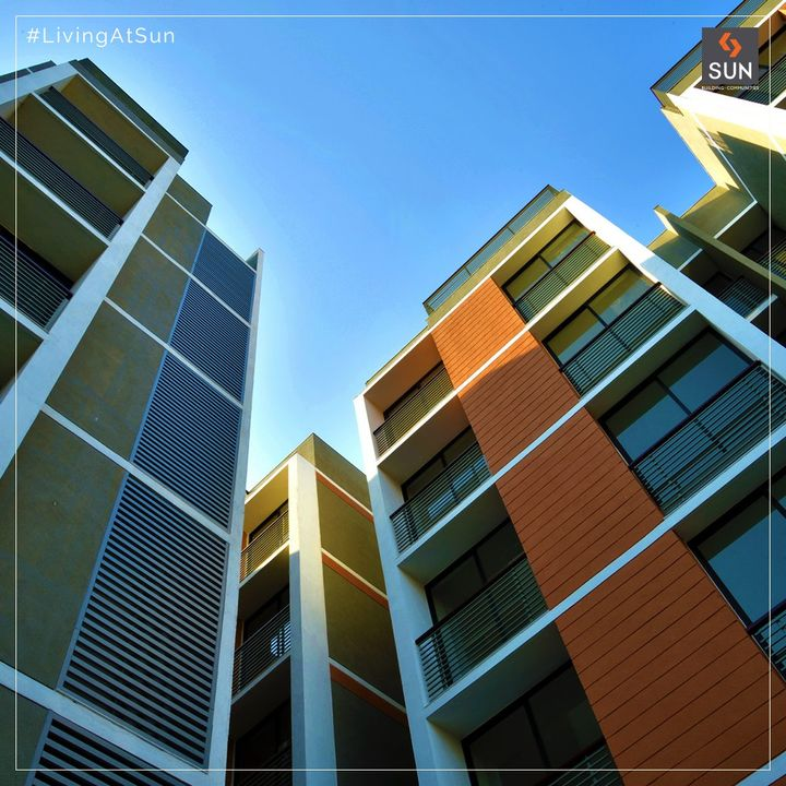 We build our legacy with trust and integrity. Sun Optima was inculcated with the concept of Nano Homes and was delivered in the year 2014-15.  Our principle is to develop end-user friendly elegant spaces in accordance with future trends and changing consumer preferences.   #FromtheArchives #LivingAtSun #SunOptima #SunBuildersGroup #SunBuilders #RealEstateAhmedabad #BuildingCommunities #IndiasFinestDevelopers #Bopal #Ahmedabad