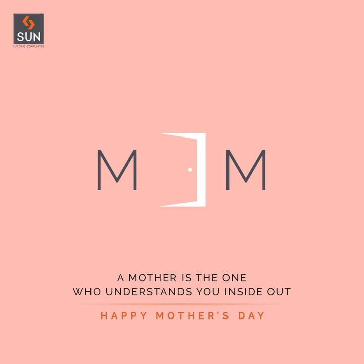Home is where Mom is. Words fall short while thanking Mothers, who are always there for us to take care of us and open newer doors of happiness.  #MothersDay #MothersDay2021 #Mother #Mom #SunBuildersGroup #SunBuilders #BuildingCommunities #Home #Residential #Retail #Office #realestateahmedabad
