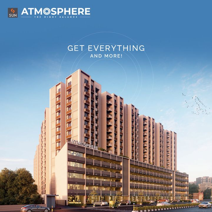 Sun Builders,  SunBuildersGroup, SunBuilders, SunAtmosphere, LivingAtmosphere, Residential, Retail, Homes, Shela, 2BHK, 3BHK, RealEstateAhmedabad