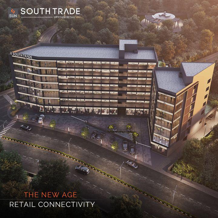 Sun Builders,  SouthStreet, SOBO!, SunSouthStreet, SouthBopal, SunBuildersGroup, Ahmedabad, Gujarat