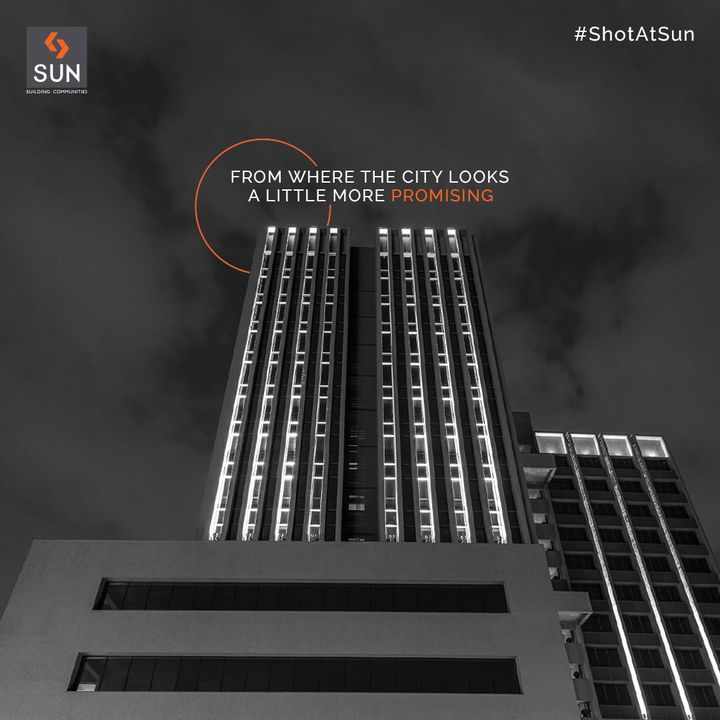 Reach the heights of your dreams and be assured about the quality of construction & timely delivery, with Sun.  Our thoughtfully-designed projects ensure to compliment your ambitions, making life more enjoyable.  Project: Sun Avenue One Architect: @hm.architects Location: Shyamal Cross Road Flashback : Delivered Project  #SunBuildersGroup #SunBuilders #Retail #Residential #ShotAtSun #Bopal #IndiasFinestDevelopers #DeliveredProject #BuildingCommunities #realestateahmedabad