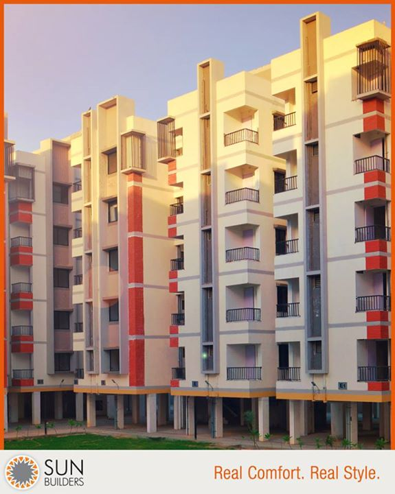 Sun Builders Group presents Sun Real Homes where amenities that are state-of-the-art in terms of comfort, sustainability and style remain well within your reach. For details call +91 8306664888 or visit http://goo.gl/4p1wDH.
