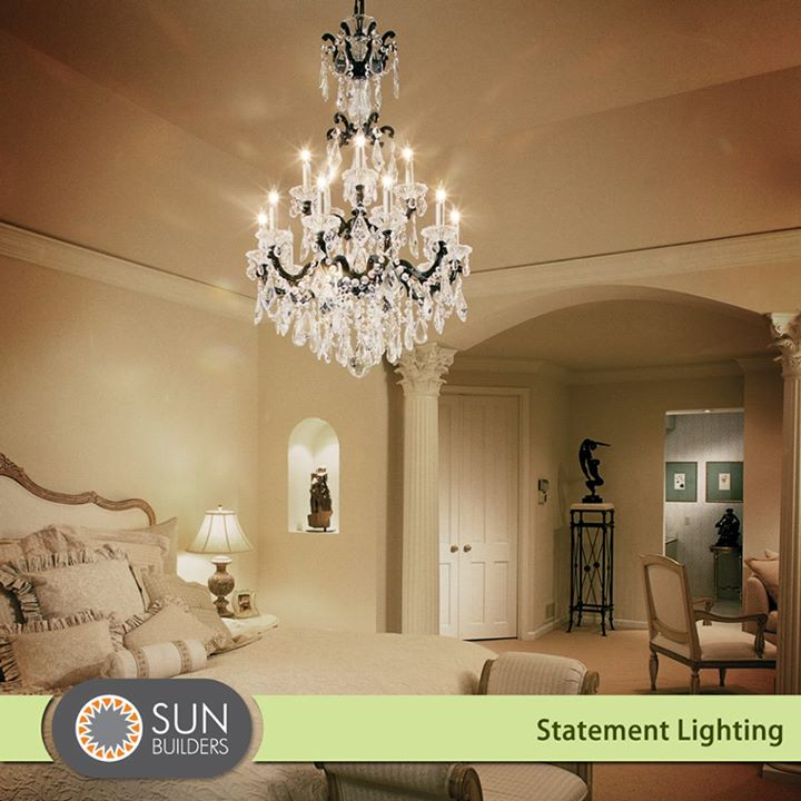 The 2015 room is incomplete without a light that can spark a conversation. #Decor #Lighting #Style