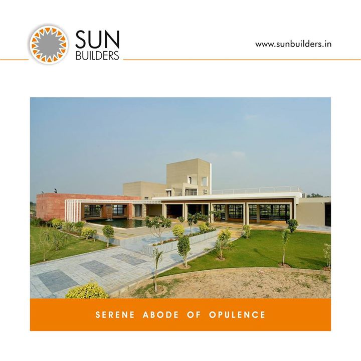 A home is a place solace. And a plot is a solace of investment. Check out Sun Solace with plot size from 450 sq.yds. to 2450 sq.yds.at the serene location of Sanand-Nalsarovar road. http://www.sunbuilders.in/Sun-Solace/index.html #SunSolace #Plot #Ahmedabad