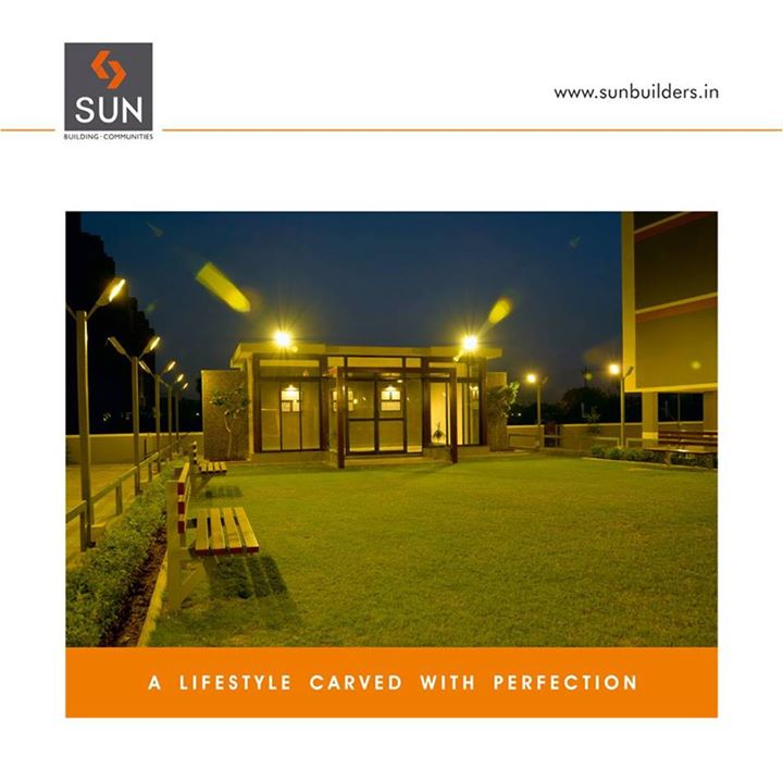 Live a life shaped to perfection.   To know more about Sun Optima, please visit: http://sunbuilders.in/sun-optima/