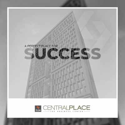 The business center where all you have to worry about is your vision & goals!  #SunCentralPlace #SunBuildersGroup #Ahmedabad #Gujarat #RealEstate