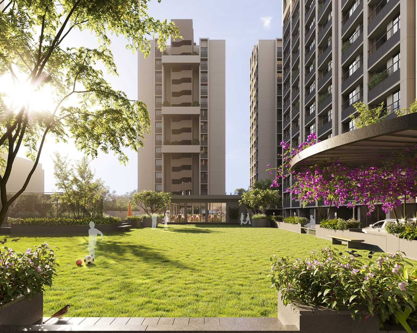 Wondering what your life would look like at Sun Rising Homes ?  Here's a walkthrough of your dream abode where the fulfillment of your aims & aspirations will take place. Witness yourself taking pleasure in your freedom and rediscovering a world of comfort & convenience.  1 & 1.5 BHK Compact Homes come with plush amenities and soothing environments, in close proximity to SG Highway & well-populated townships.  For Details Call: +91 95128 06115  Architect: @hm.architects Location: B/S Godrej Garden City, Jagatpur Status: Just Launched  #SunBuildersGroup #SunBuilders #SunRisingHomes #RisingHomes #Residental #Retail #CompactLiving #AffordableHomes #Homes #1BHK #1.5BHK #Jagatpur #BuildingCommunities #RealEstateAhmedabad